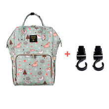 sampurchase Sunveno Mummy Maternity Diaper Nappy Bag Organize Large Capacity Baby Bag Backpack Nursing Bag for Mother Kids Baby Care unicorn