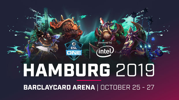 Weekend Team Ticket - ESL One Hamburg 2019