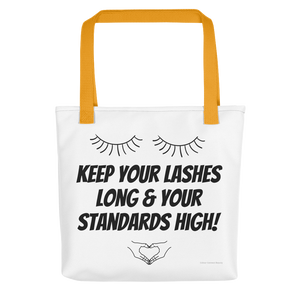 Tote bag Respect for Women