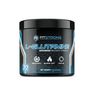 FitStrong Supplements - L-Glutamine