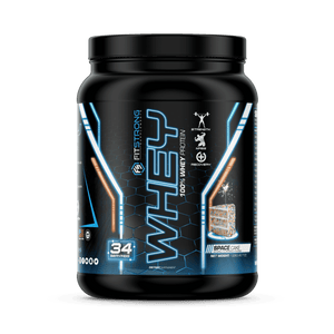 FitStrong Supplements - Whey Protein Blend (Space Cake)