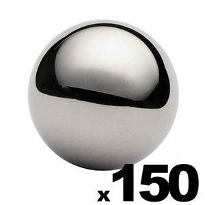 "150 - 3/4"" Inch G25 Precision Chrome Steel Bearing Balls"
