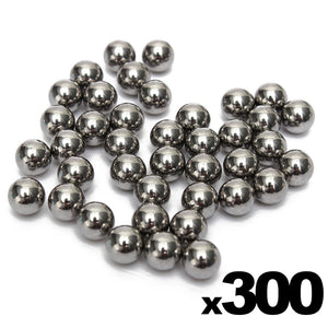 "300 - 3/16"" Inch G25 Precision Chrome Steel Bearing Balls"