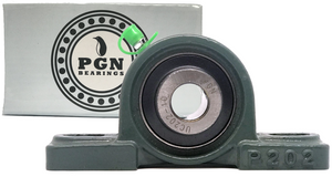 "UCP202-10 Pillow Block Ball Bearing - 5/8"" Bore"