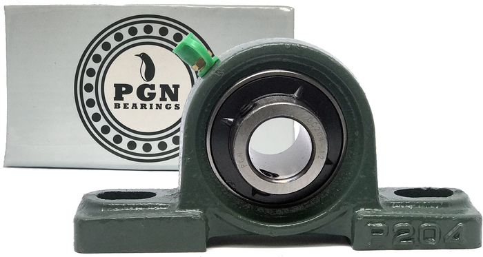 "UCP204-12 Pillow Block Ball Bearing - 3/4"" Bore"