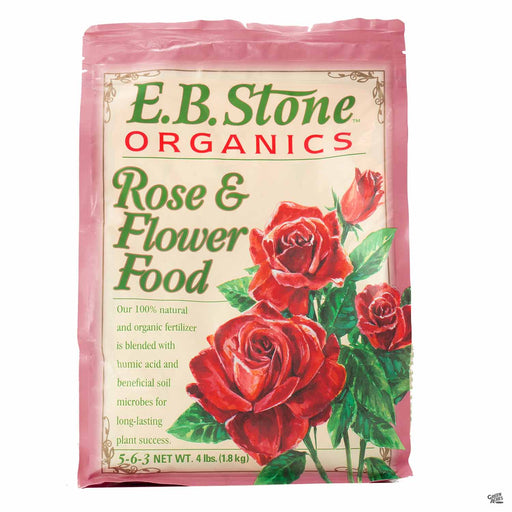 EB Stone Rose and Flower Food