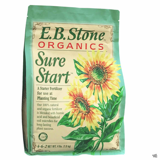 EB Stone Sure Start 4 pound bag