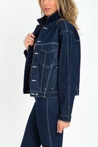 Rinse Cropped Jacket
