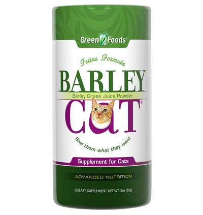 Barley Cat