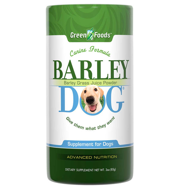 Barley Dog