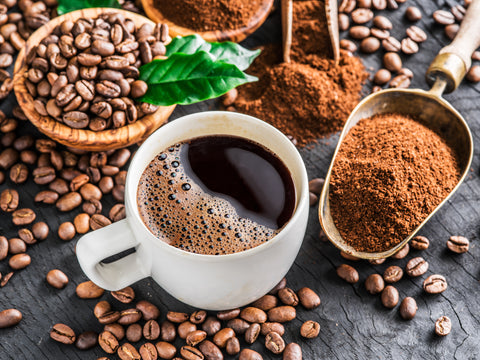 Coffee reduces risk of Alzheimer's disease, Jonescientific, Sophrosyne Brain