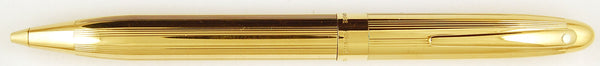 Sheaffer Crest pencil in gold finish - 0.7mm leads