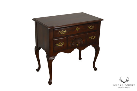 Thomasville Cherry Traditional Queen Anne Lowboy