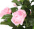 Artificial 3ft 1″ Pink Rose Tree Closer2Nature