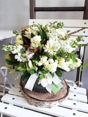 Sympathy - Vase Arrangement - Fishbowl