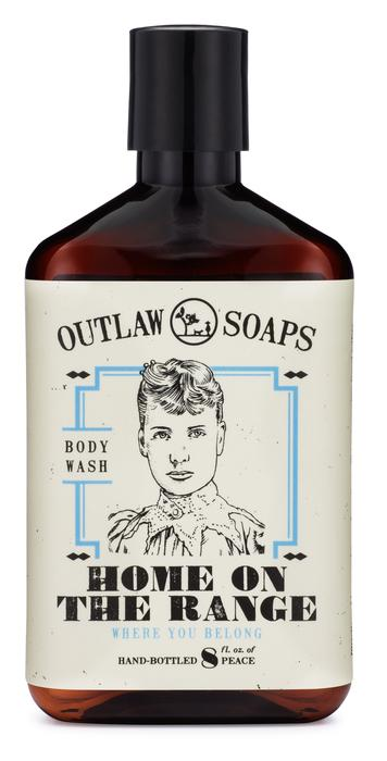Home on the Range Body Wash (smell like happiness)
