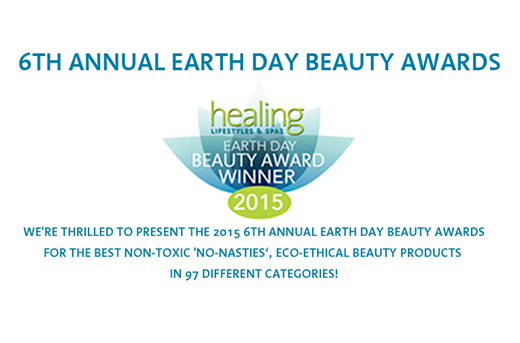 Qēt Botanicals 2015 Earth Day Beauty Award