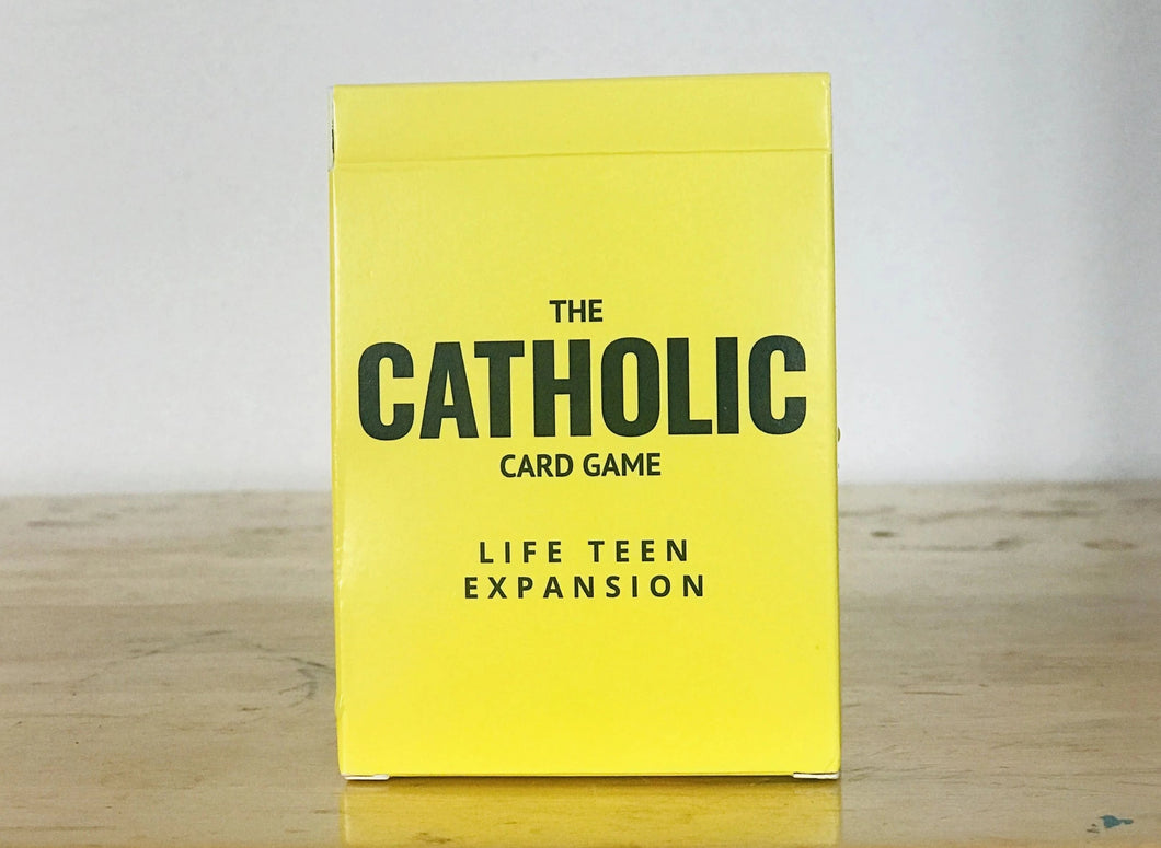 Life Teen Expansion Deck