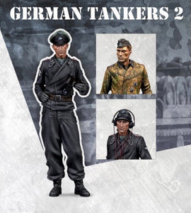 SCALE75 SW72006 GERMAN TANKERS 2 1:72 Scale Resin