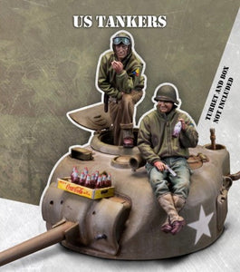 SCALE75 SW72005 US TANKERS 1:72 Scale Resin