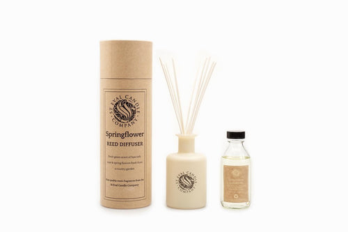 St Eval Spring Flower Reed Diffuser