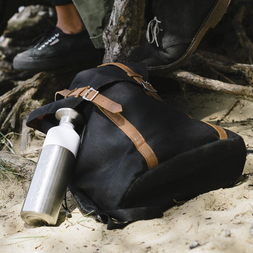 Dopper Solid steel mini or large water bottle