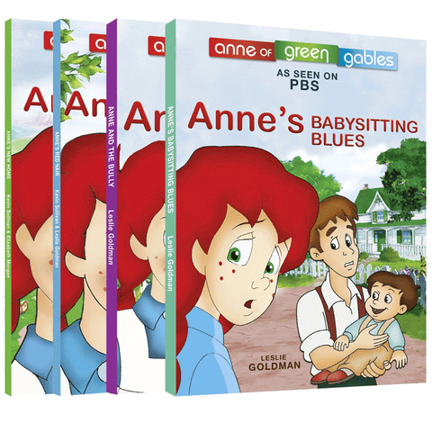Anne of Green Gables Easy Reader Set