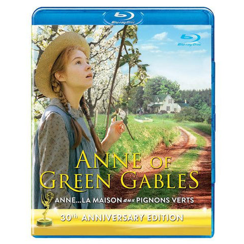 Anne of Green Gables Blu-ray:  30th Anniversary Edition