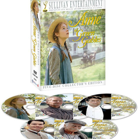 Replacement Disc for Anne of Green Gables Three-Part Collector's Edition DVD (2006)