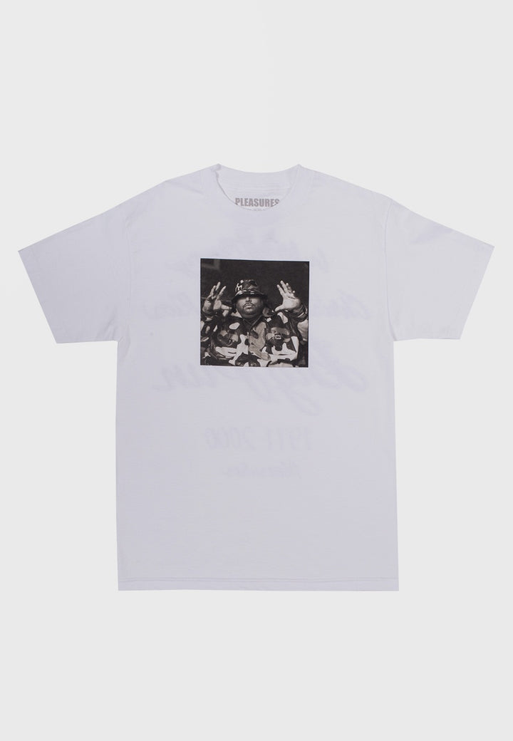 Pleasures Christopher T-Shirt - white