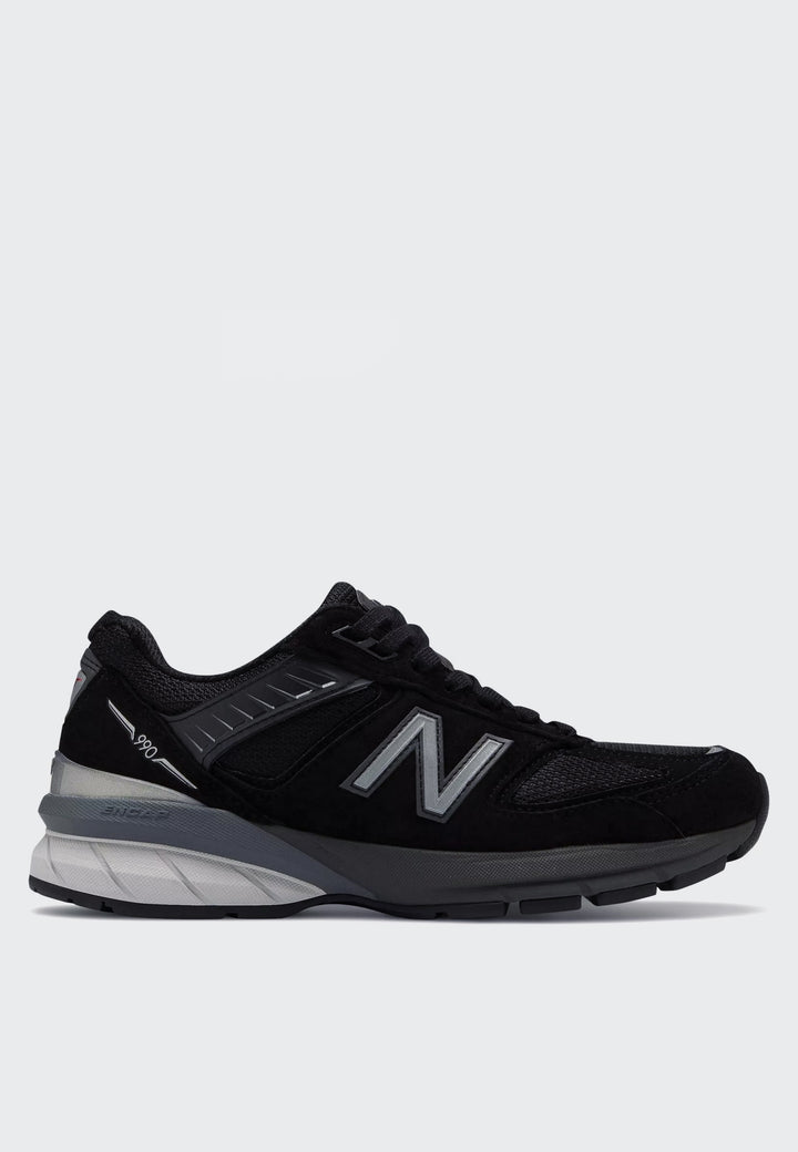 New Balance 990v5 Made in US - black/silver - Good As Gold