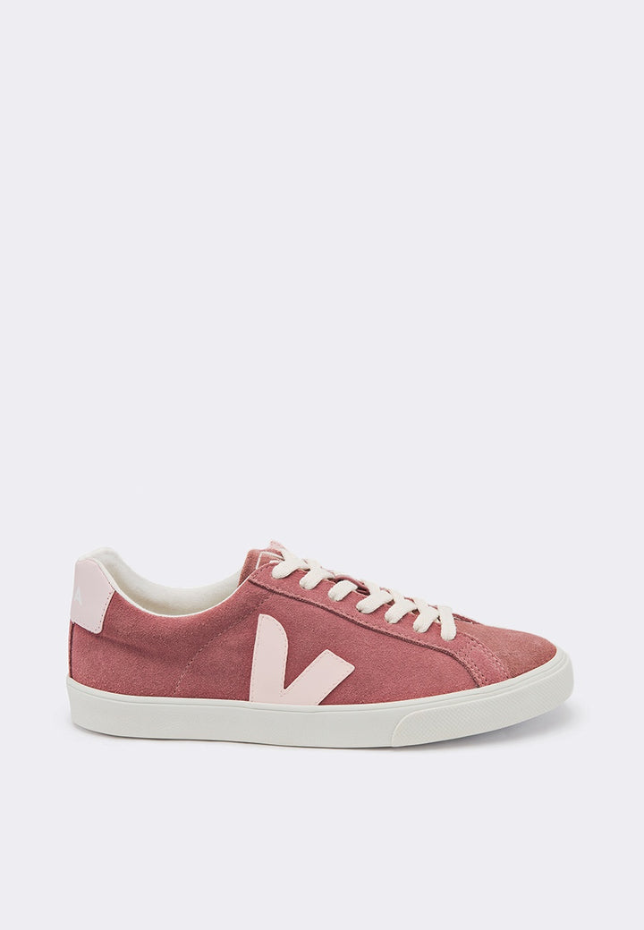 Veja Esplar Low Suede - dried petal – Good as Gold