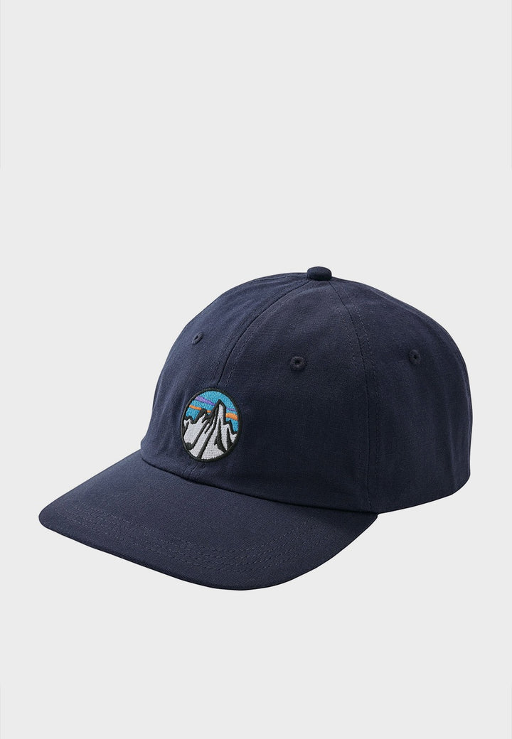 Patagonia Fitz Roy Scope Icon Trad Hat - navy - Good As Gold