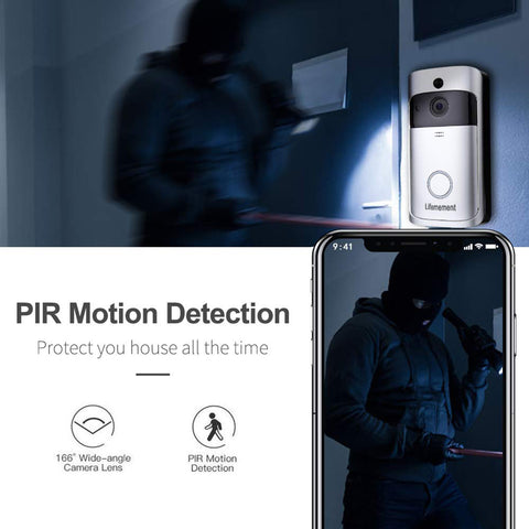 Camera Door Bell | Wifi Door Bell | Video Doorbell | Smart