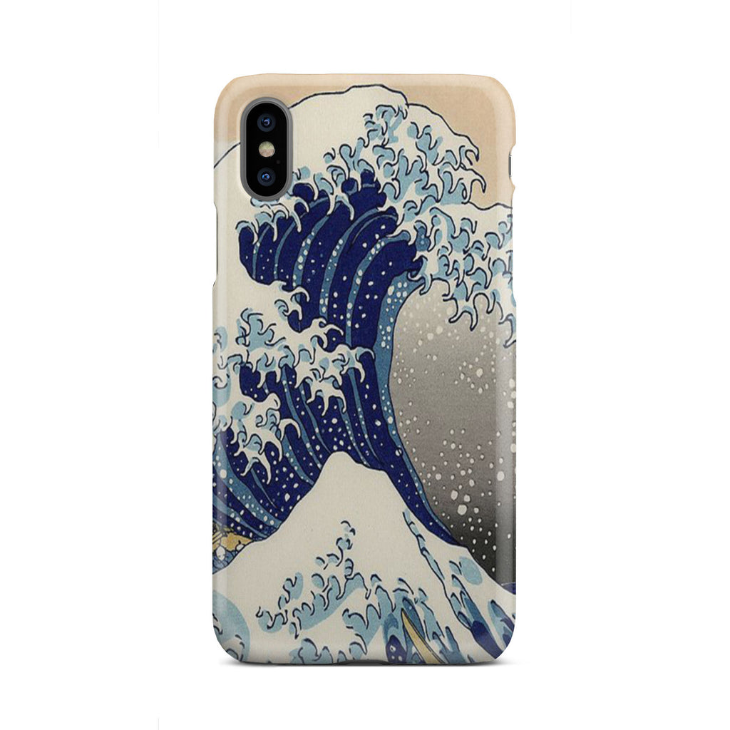 Great Wave Graphic Case