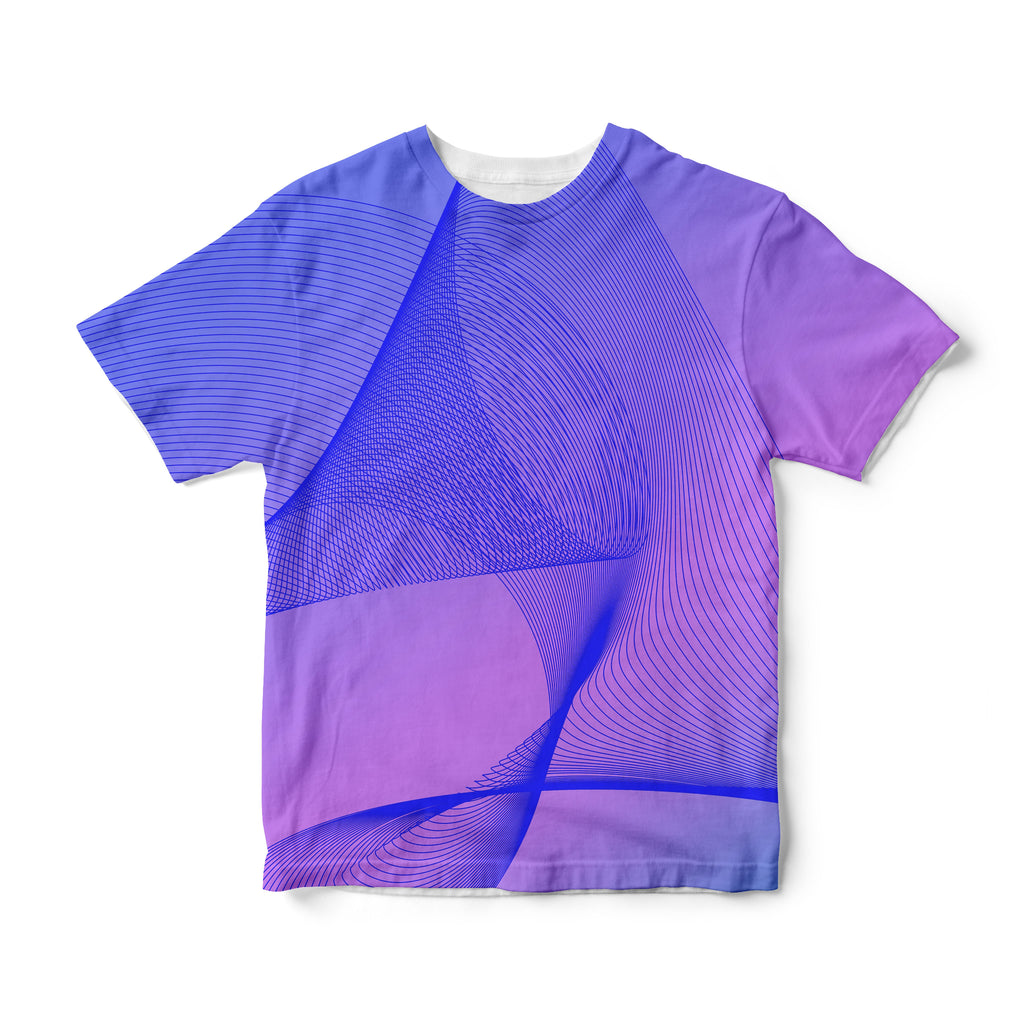 Synth Wave Tee