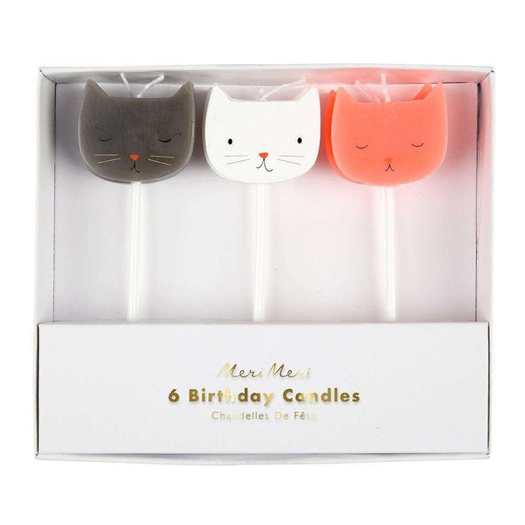 Cat Candles