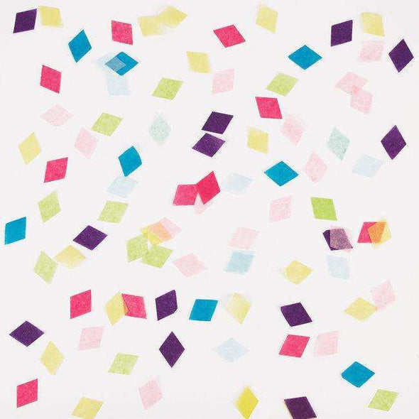 Confetti - Multicoloured Diamonds