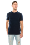 MENS S/S SLUB POCKET CREW TEE - MolaInc