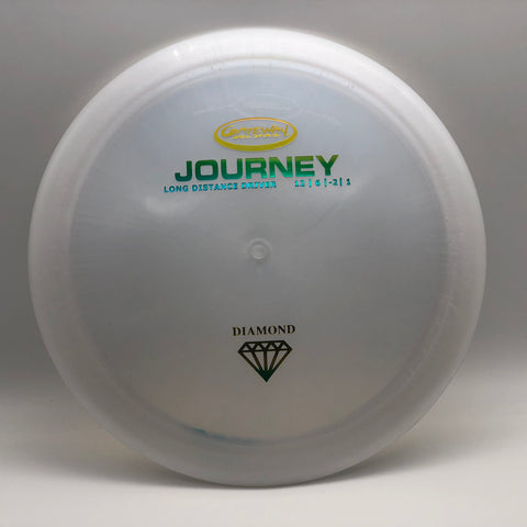 Journey - Diamond - Silver - 176g