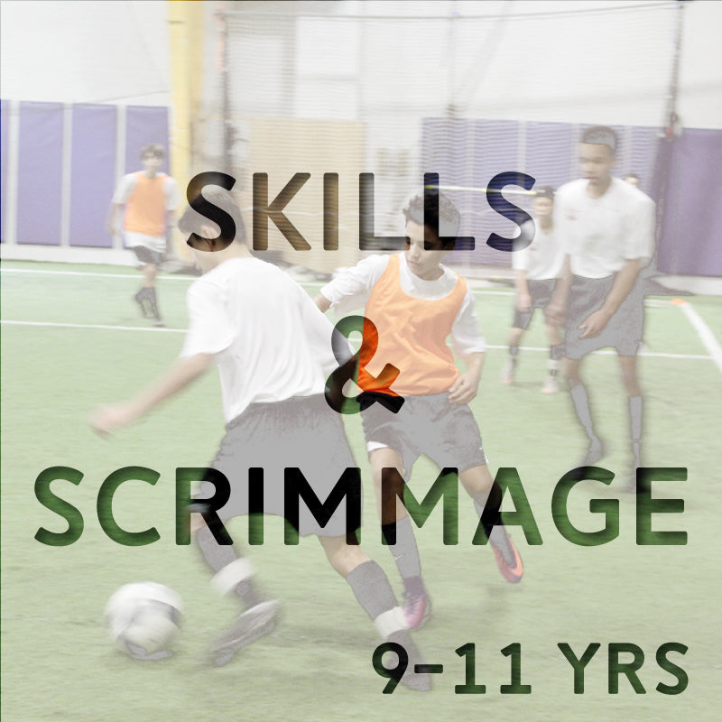 Skills & Scrimmage Spring Session 2