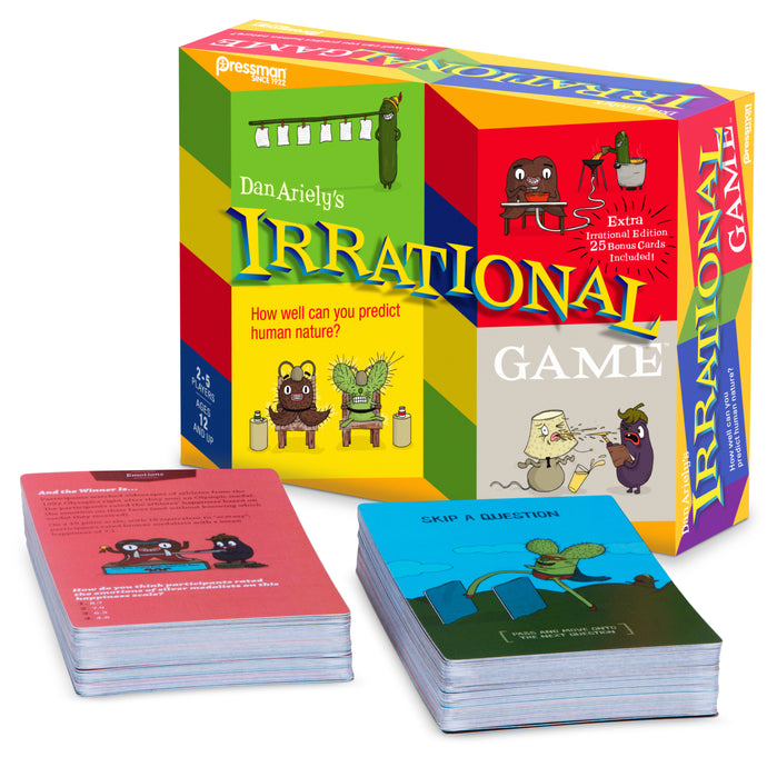 Dan Ariely's EXTRA IRRATIONAL Game