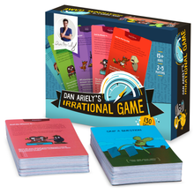 Load image into Gallery viewer, Dan Ariely's EXTRA IRRATIONAL Game - Limited Edition