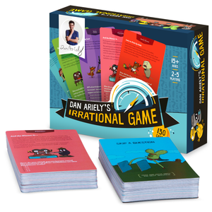 Dan Ariely's EXTRA IRRATIONAL Game - Limited Edition