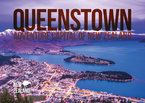 BA506 - Queenstown A5 Book