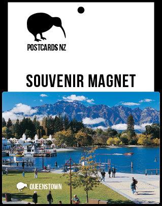 MQT200 - Queenstown Waterfront - Magnet