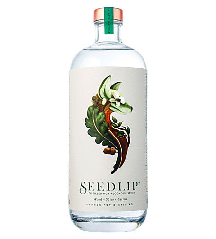 Non-alcoholic gin – it's a thing