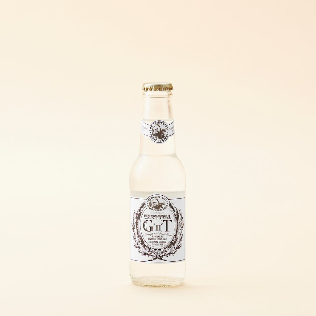 Teetotal GnT 0.0% 200ml bottle