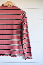 Load image into Gallery viewer, Layla stripe top - pink