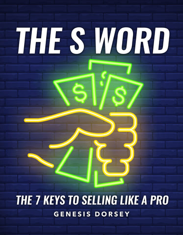 The S Word Workbook & 52 Week Sales Planner (Physical)